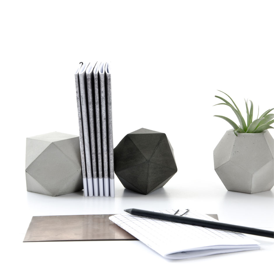 Modern concrete sculptures by PASiNGA are a  5-star buy