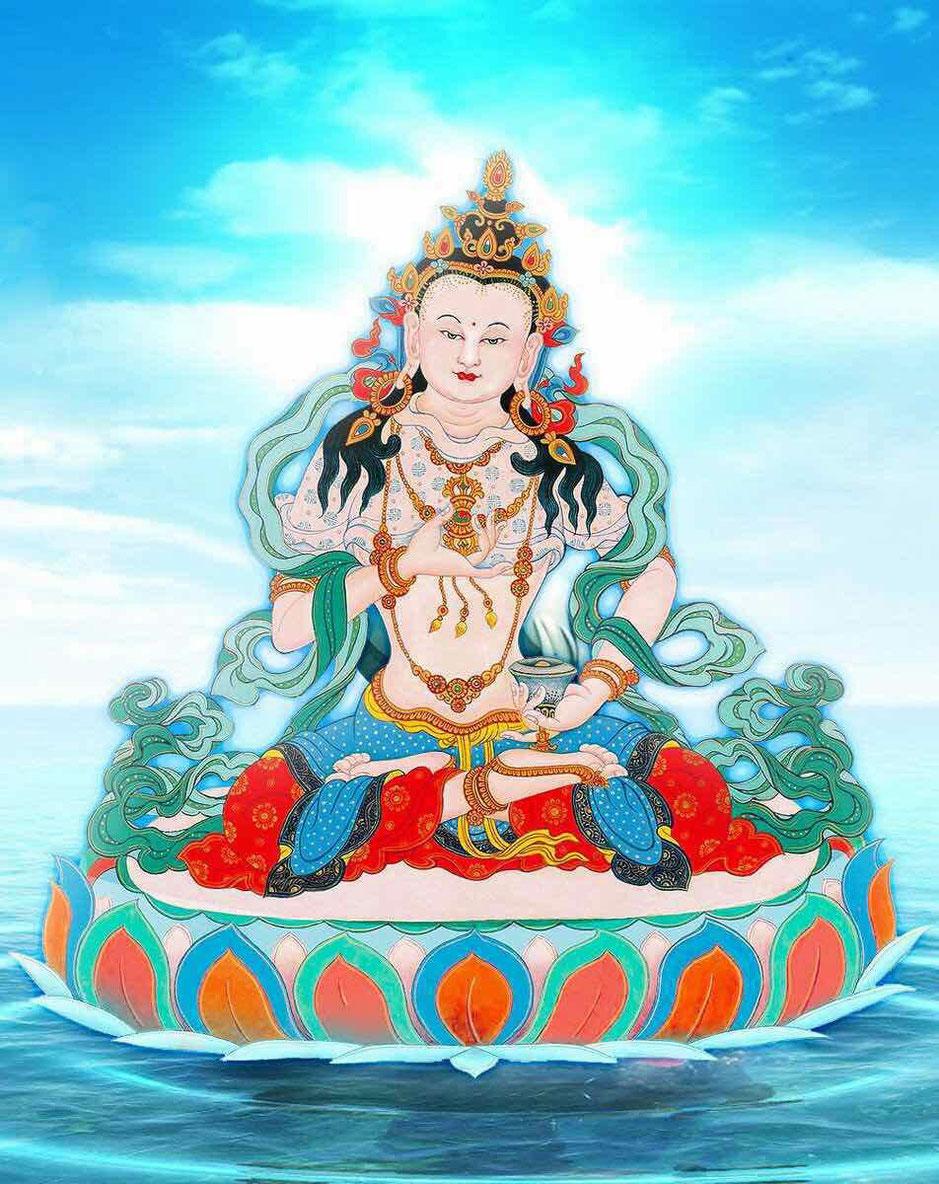 Mantra Bai Zi Ming 百字明