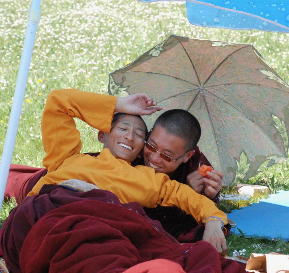 Biographie de Choegye Drakpa Rinpoché