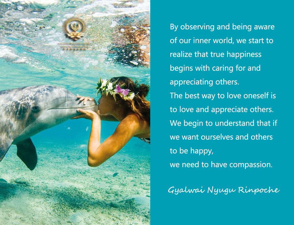 Aimer et apprécier les autres