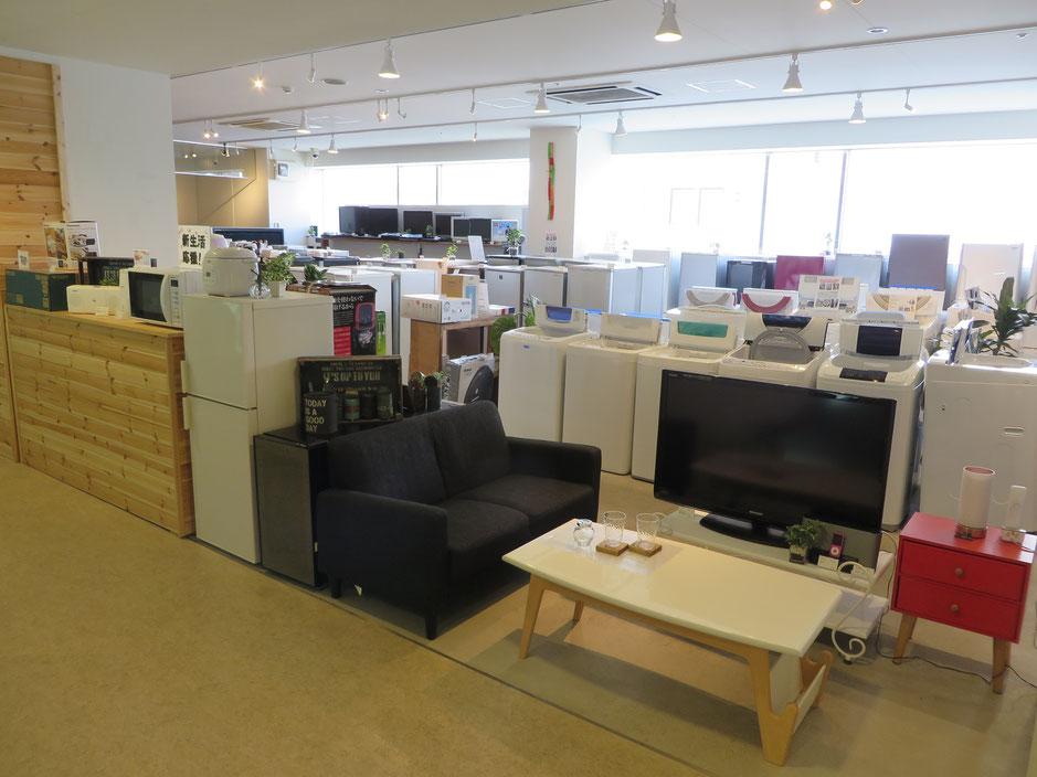 札幌を代表するリサイクルショップ