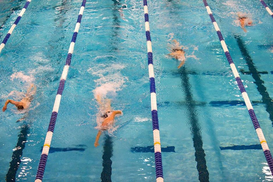 Bild: LFD Swim-Team