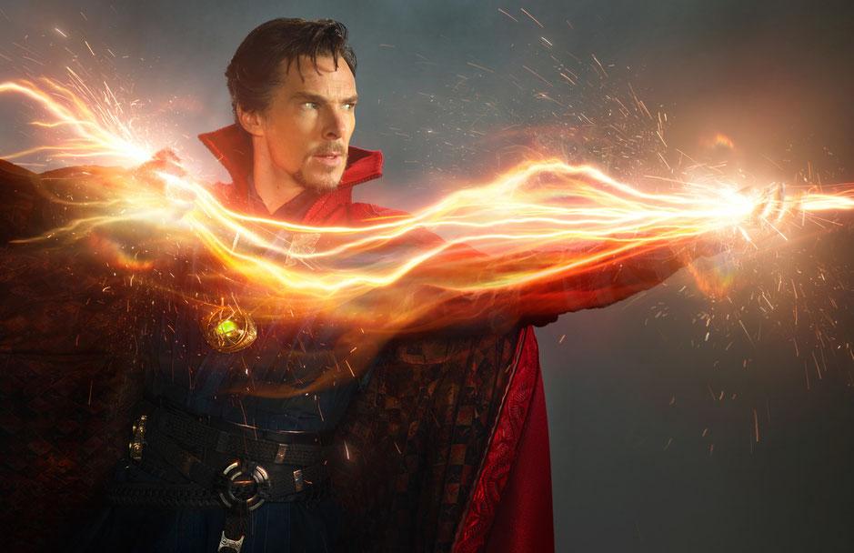 FANwerk Marvel Ranking Doctor Strange