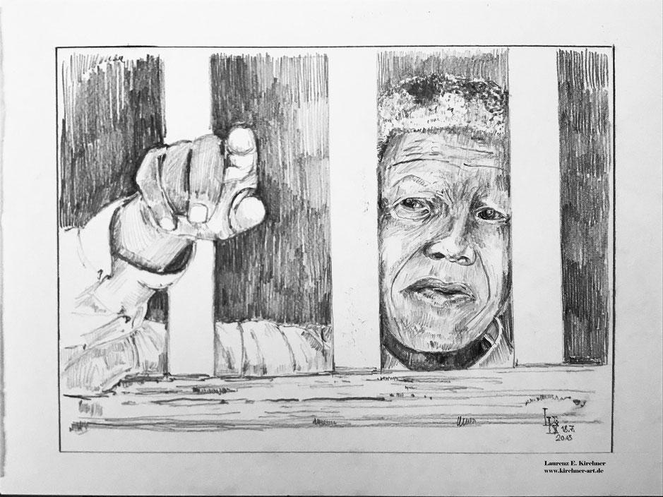 100. Geburtstag Nelson Mandela