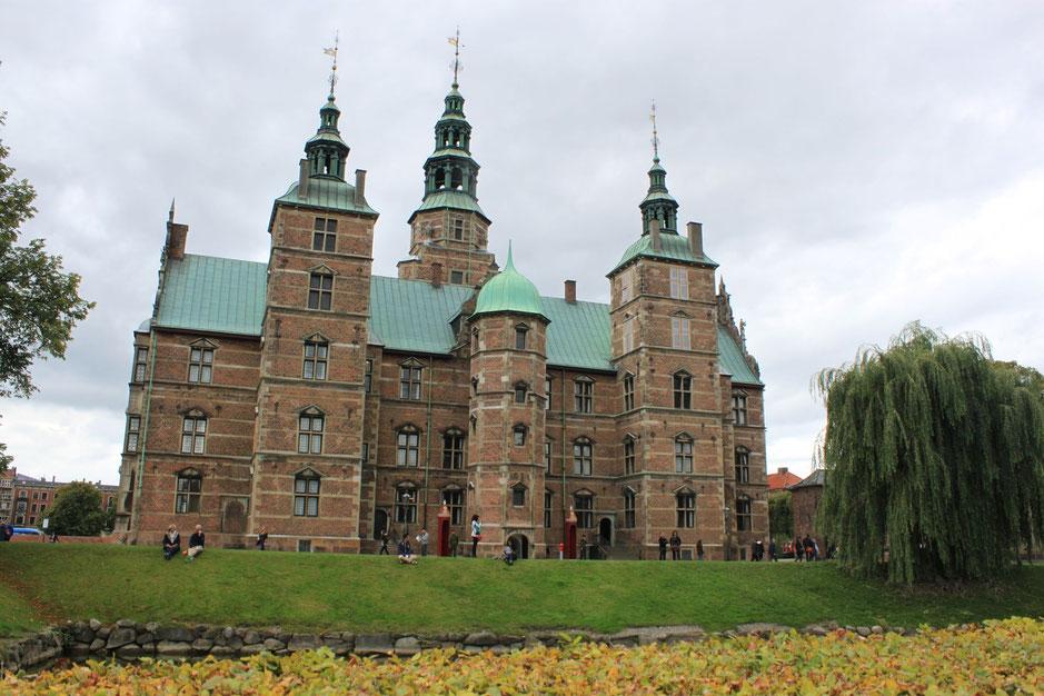 Rosenborg in Copenhagen