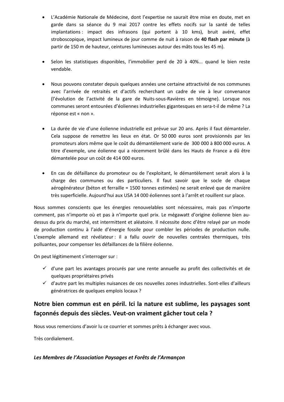 Courrier De L U0026 39 Apfa  U00e0 L U2019attention De Mesdames Et Messieurs