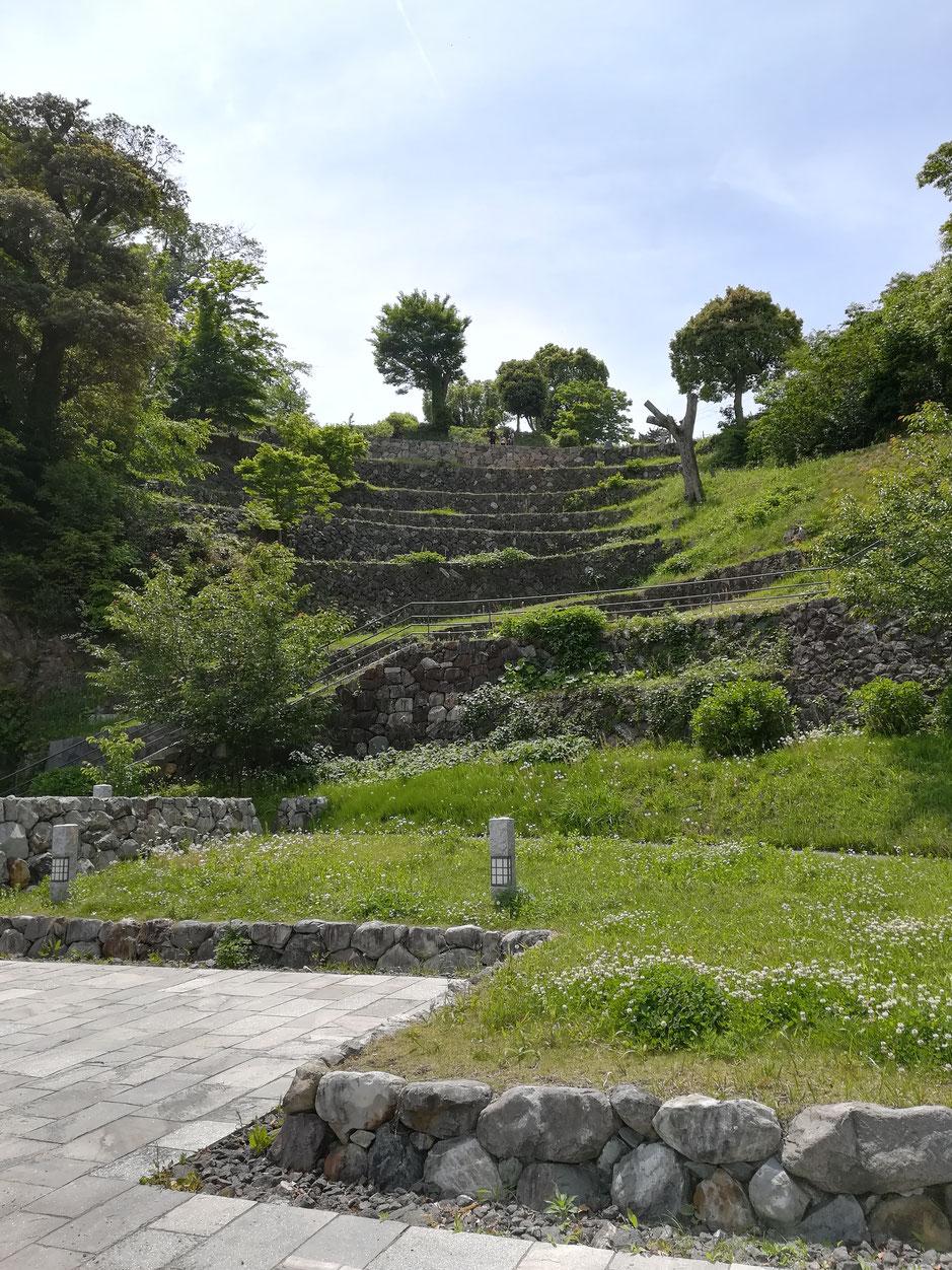 鳥羽城三の丸跡