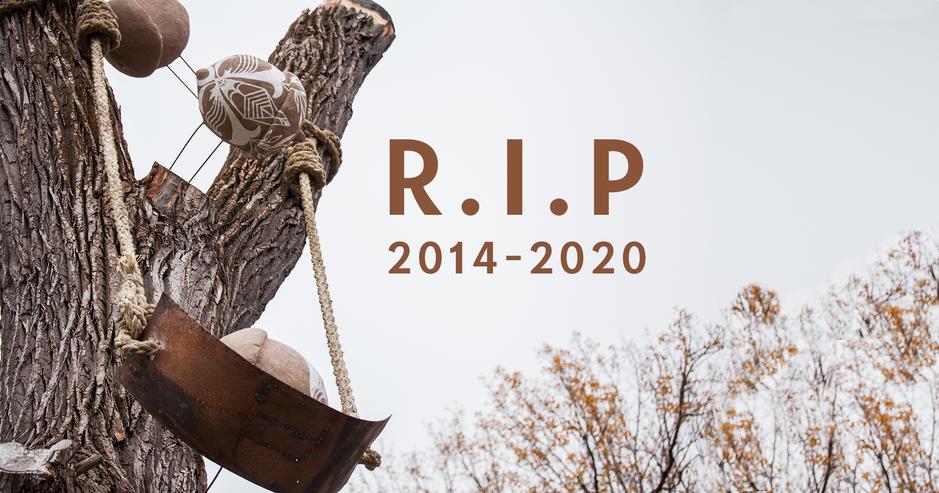 le slingshot du parc lafontaine 2014-2021