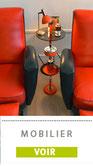 Le mobilier vintage
