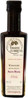 Vinaigre d'Anjou Rouge