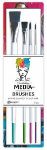 UK Stockist Dina Wakley Paint Brushes