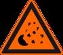 Sicherheitshinweis Metallsplitter zum sicheren Umgang mit Easy Mind Produkten