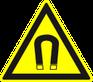 Sicherheitshinweis Magnetisches Feld zum sicheren Umgang mit Easy Mind Produkten