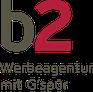 Logo der b2 Werbeagentur aus Bad Kreuzen