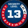 ABUS Schlosskette IVEN Chain 8210 Security Level 10 für e-Bikes und Pedelecs
