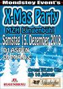 DJ Aspen, M.A.D.C, Bar, Party, Disco, Mondstey Events, Veranstaltung, Ausgang, Thun, Bern, Schweiz. 15. Dezember 2018