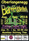 DJ Aspen, DJ Börren, DJ Speedy, DJ Selä, Fest, Bar, Disco, Party, Event, Ausgang, EHC Oberlangenegg