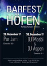 Party, Disco, Barfest, DJ Aspen, Mosbi, Mehrzweckhalle Höfen, Dezember 2017, Feldschützen
