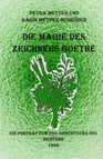 Petra Mettke, Karin Mettke-Schröder/Die Magie des Zeichners Goethe/Drehbuch/1999/Coverentwurf