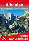Albanien Küstenwanderungen, Hirtenpfade und Gipfeltouren. 44 Touren. Mit GPS-Tracks (Rother