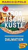 MARCO POLO Reiseführer Kroatische Küste Dalmatien Reisen mit Insider-Tipps. Inkl. kostenloser Touren-App und