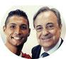 Fußball Freestyler Saki - Florentino Perez