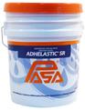 Emulsión asfáltica de alta capacidad adherente, idea para adherir placas aislantes tipo PASA® Poli NRG, poliuretano, fibra de vidrio de alta densidad y corcho a materiales como : metal, madera, concreto, tabiques, etc.
