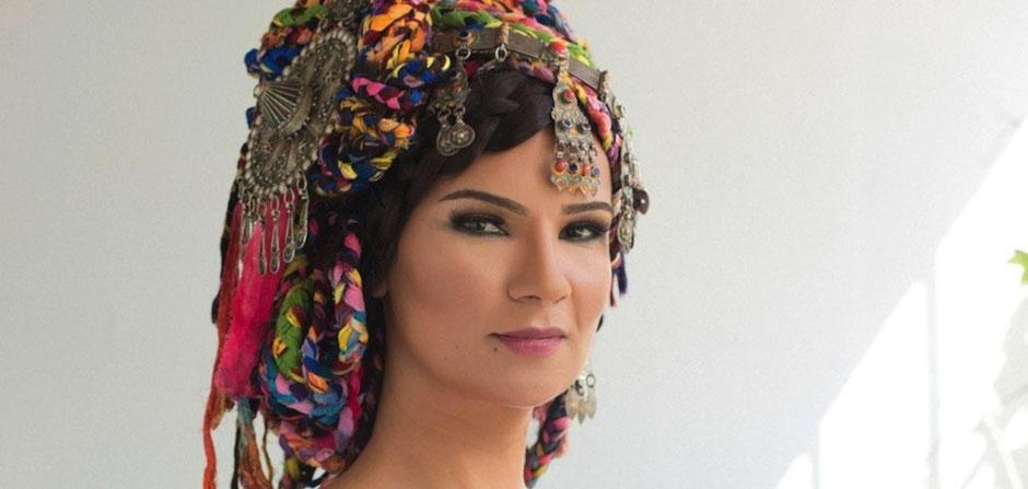 """Der Plattentipp bei Vinylclean: die marokkanische Sängerin Oum mit der LP """"Zarabi"""" (LP, 180g Vinyl)"""