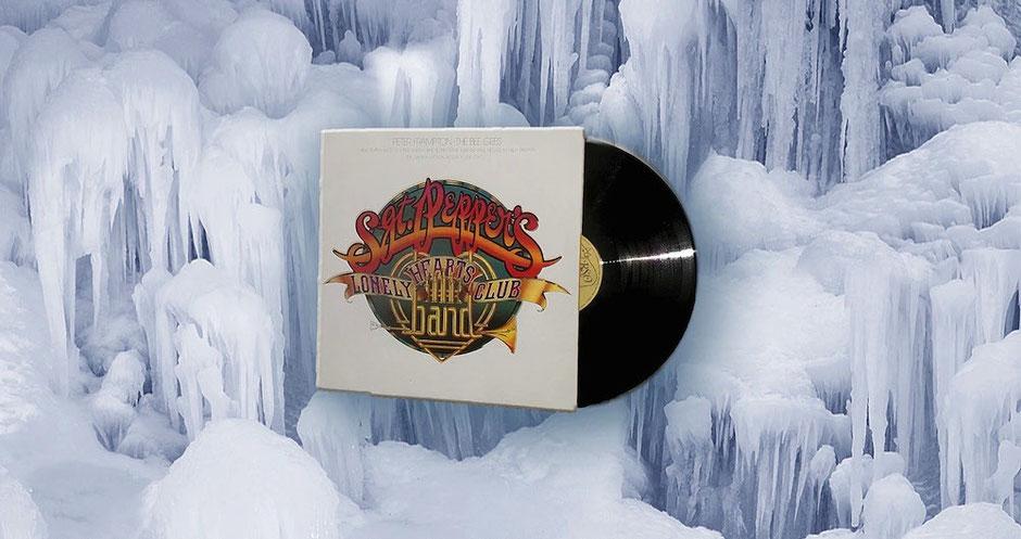 Cryo-Tuning, ein Klanggewinn für Vinyl Schallplatten