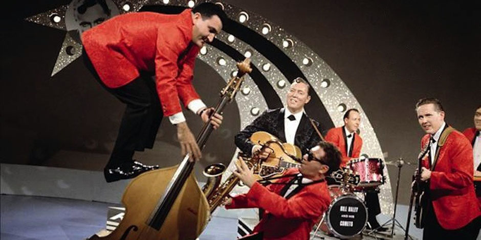 Eine Neuerscheinung auf 180g Vinyl: Bill Haley & His Comets