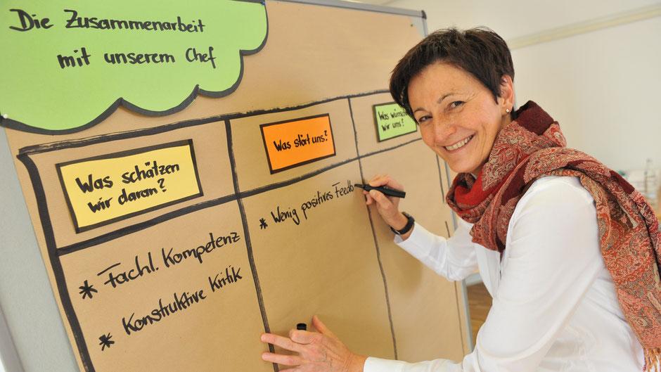 Doris Raspe Personalentwicklung + Orhganisationsentwicklung für Teams und Unternehmen