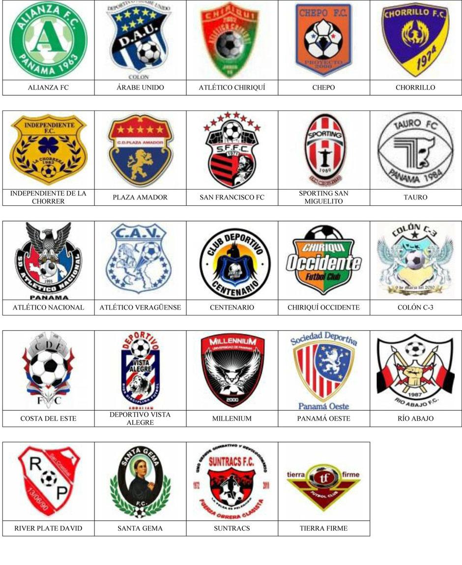 equipos futbol panama