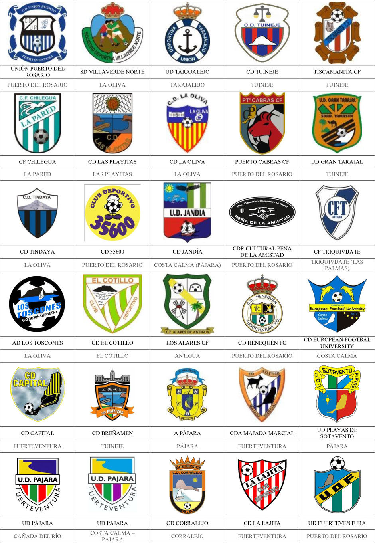 equipos futbol canarias fuerteventura