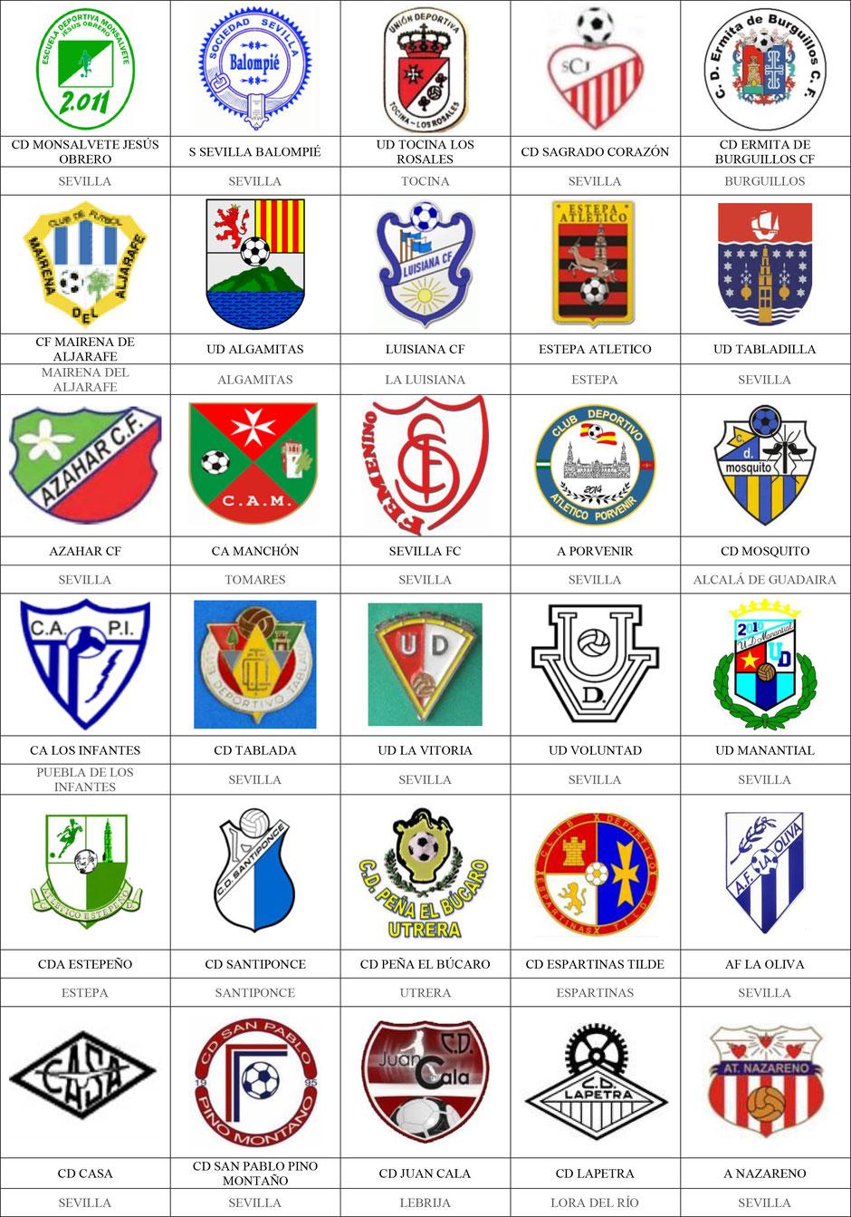 equipos futbol sevilla
