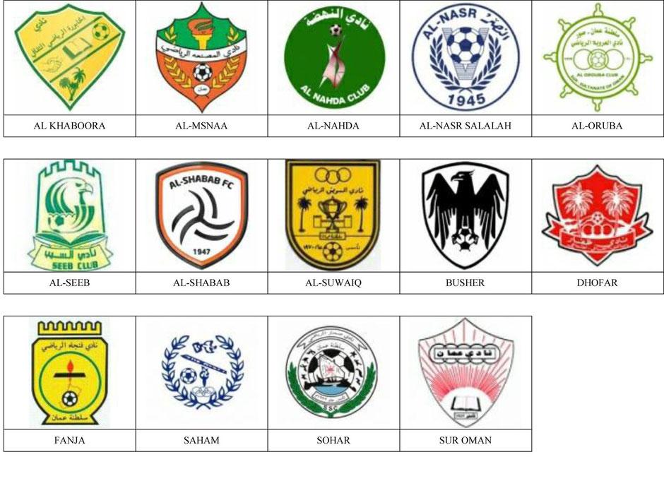 equipos futbol oman