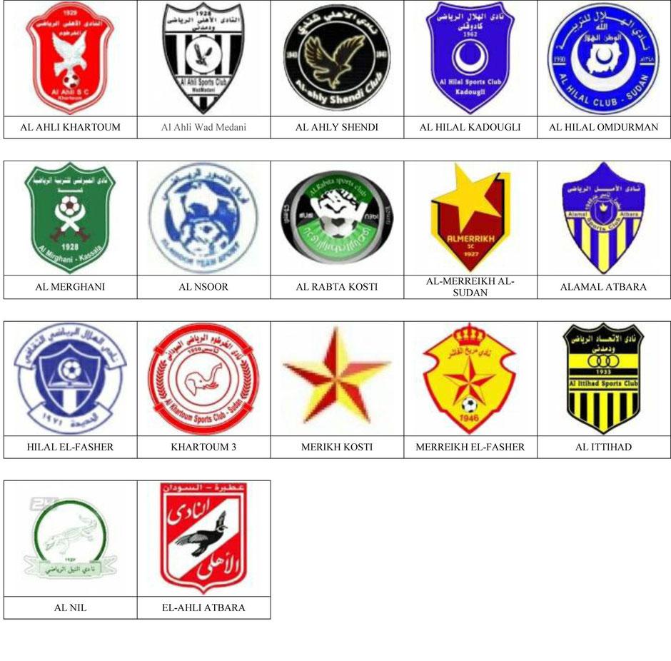 equipos futbol sudan