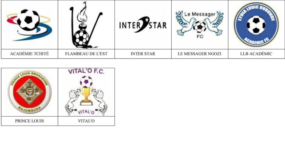 equipos futbol burundi