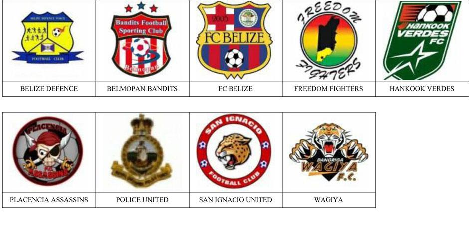 equipos futbol belice