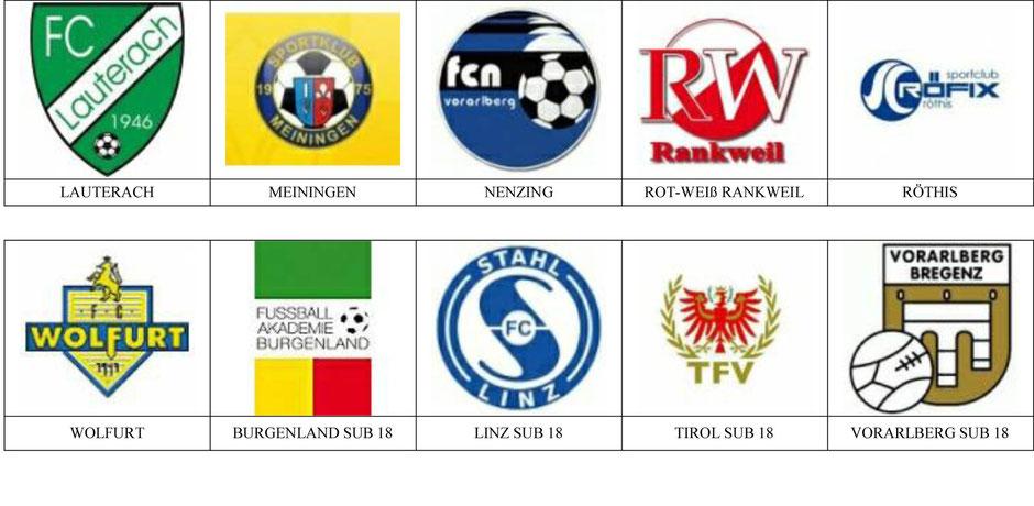 equipos futbol austria