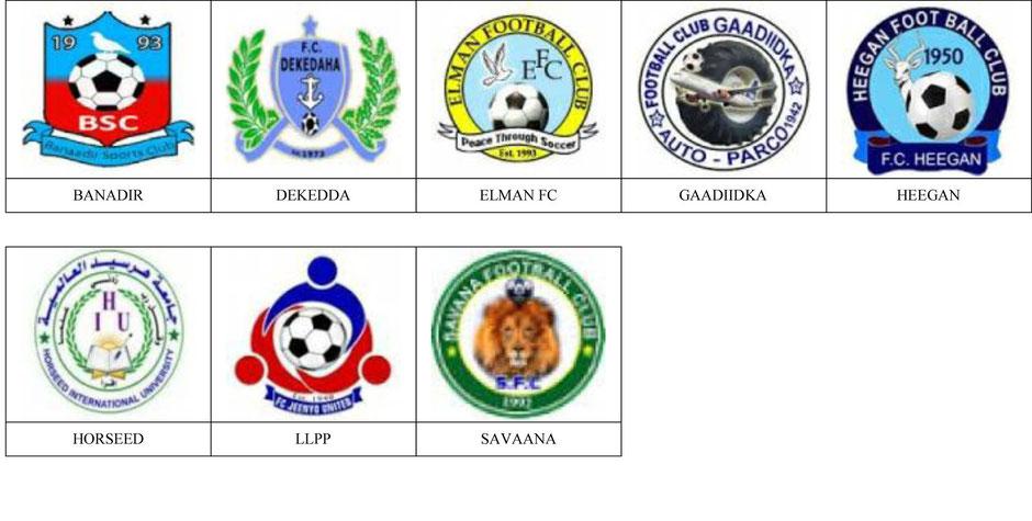 equipos futbol somalia