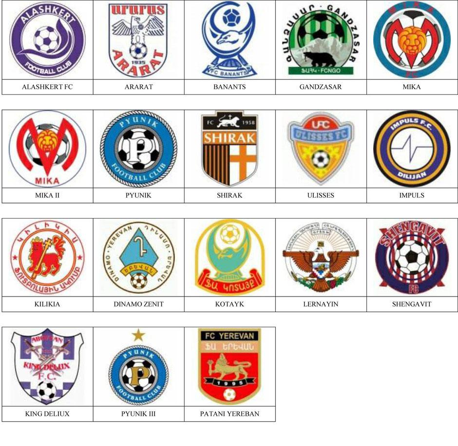equipos futbol armenia