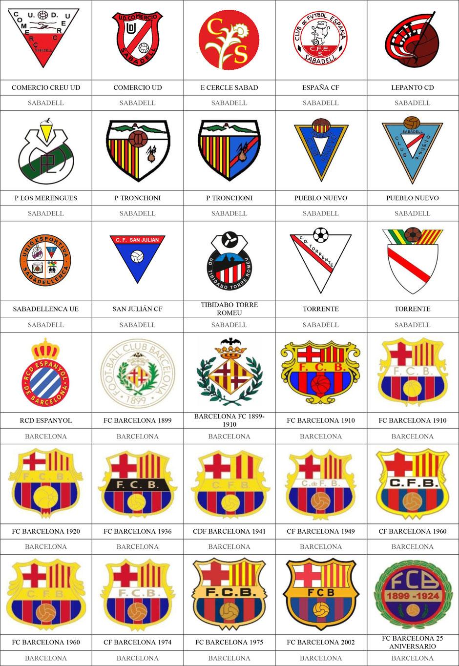 equipos futbol barcelona