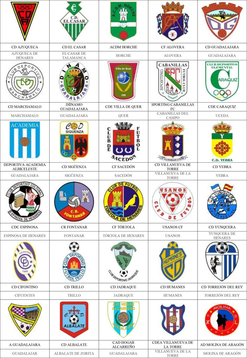 equipos futbol guadalajara