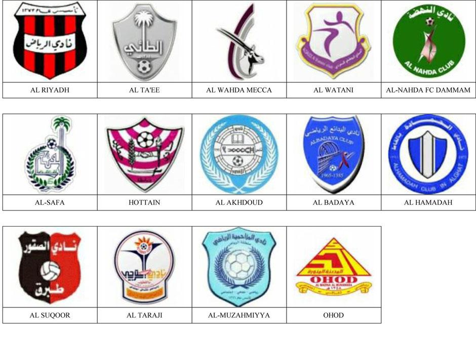 equipos futbol arabia saudita