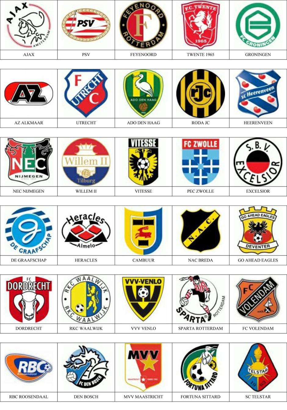 liga holland