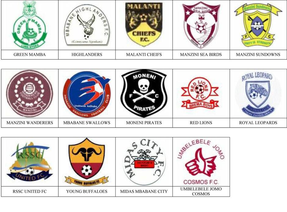 equipos futbol suazilandia