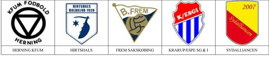 equipos futbol dinamarca