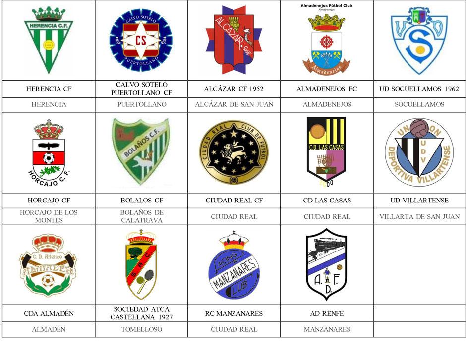 equipos futbol ciudad real