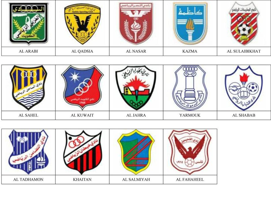 equipos futbol kuwait