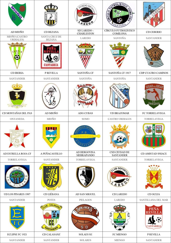 equipos futbol cantabria